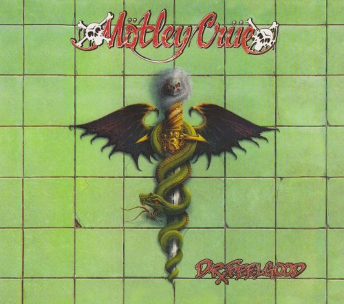 Motley Crue Don't Go Away Mad (Just Go Away) cover art
