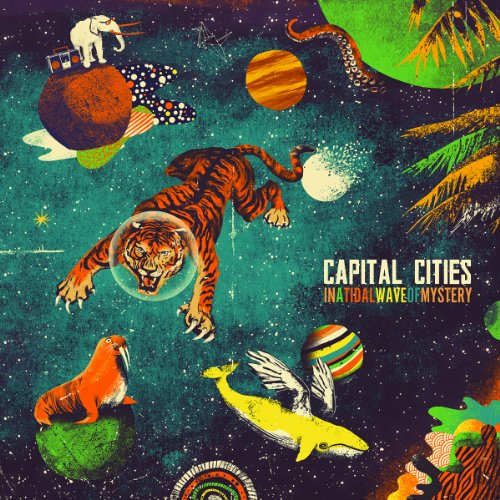 Capital Cities Safe And Sound cover art