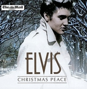 Elvis Presley Santa, Bring My Baby Back (To Me) cover art