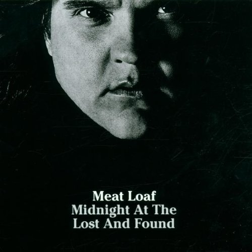 Meat Loaf Midnight At The Lost And Found cover art