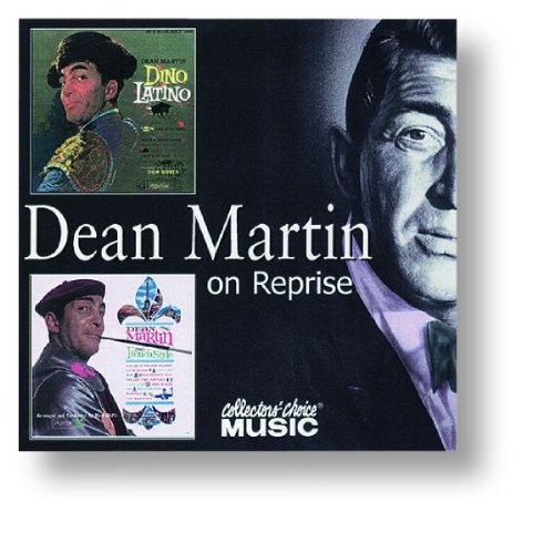 Dean Martin April In Paris cover art