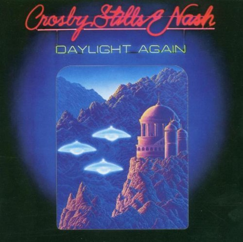 Crosby, Stills & Nash Daylight Again cover art