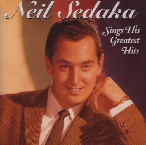 Neil Sedaka I Go Ape cover art