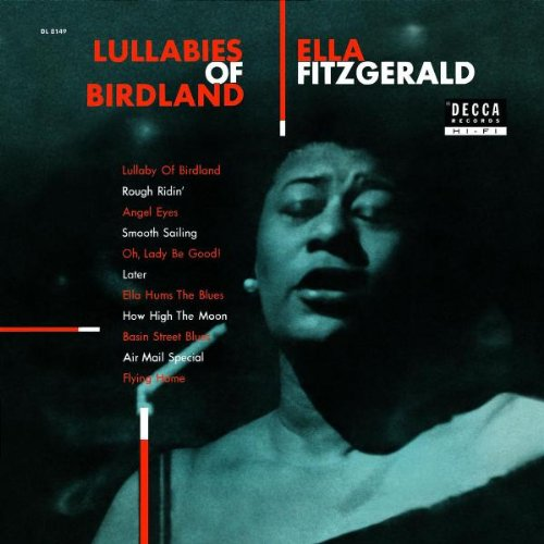 Ella Fitzgerald How High The Moon cover art