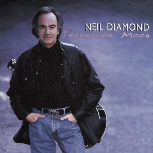 Neil Diamond Tennessee Moon cover art