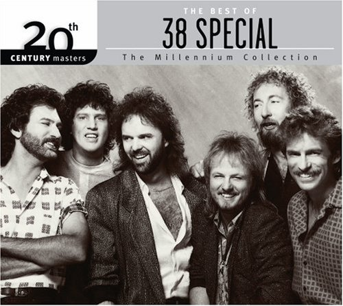 38 Special Back To Paradise cover art