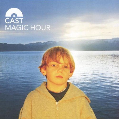Cast Magic Hour cover art