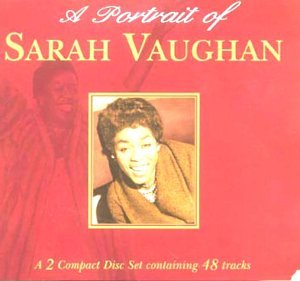Sarah Vaughan Everything I Have Is Yours cover art