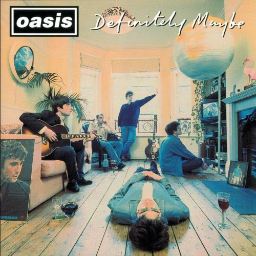 Oasis Columbia cover art
