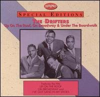 The Drifters On Broadway cover art