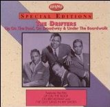 On Broadway sheet music by The Drifters