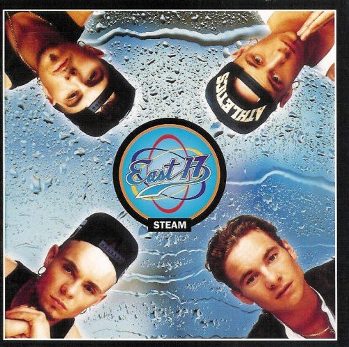 East 17 Set Me Free cover art