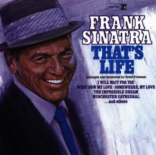 Frank Sinatra That's Life cover art