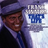 That's Life sheet music by Frank Sinatra