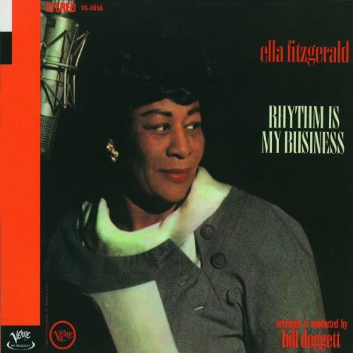 Ella Fitzgerald Taking A Chance On Love cover art