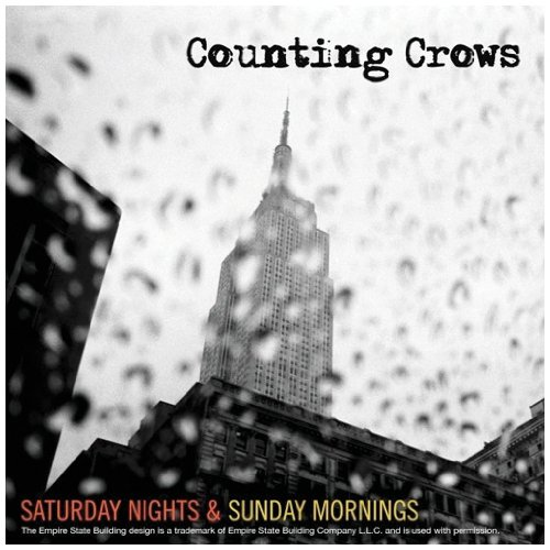 Counting Crows Sundays cover art