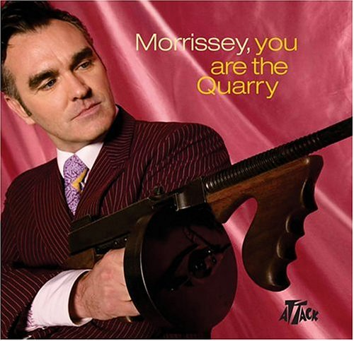Morrissey I Have Forgiven Jesus cover art