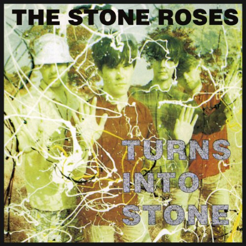 The Stone Roses Mersey Paradise cover art