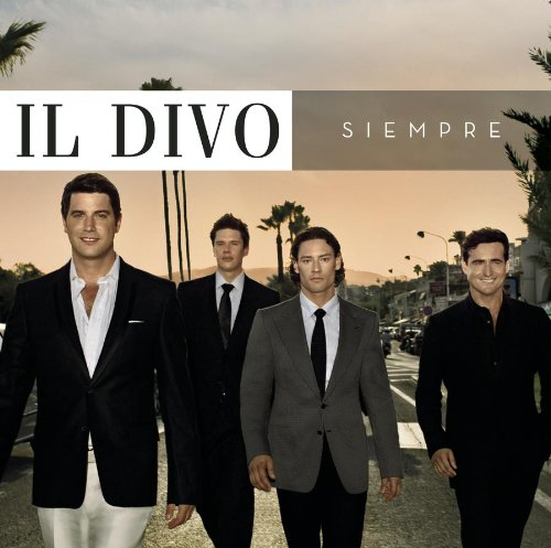Il Divo Somewhere cover art