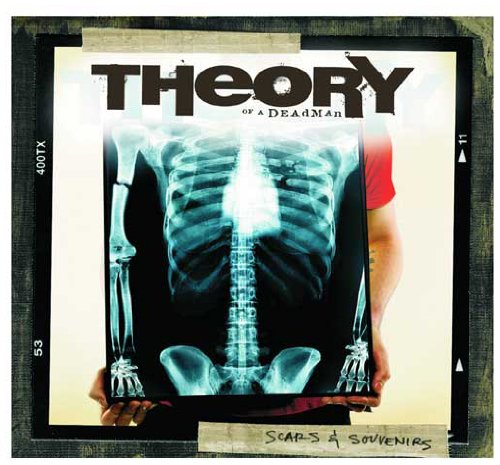 Theory Of A Deadman Not Meant To Be cover art