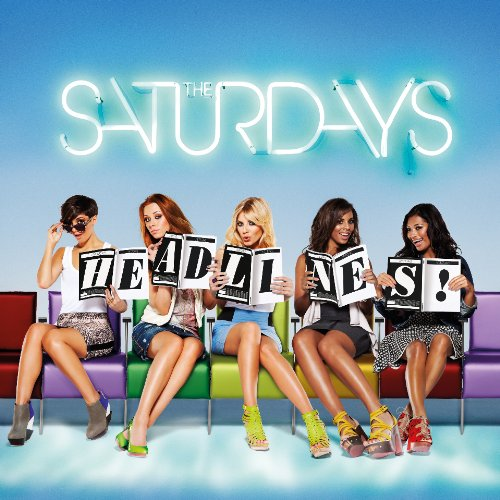 The Saturdays Higher cover art