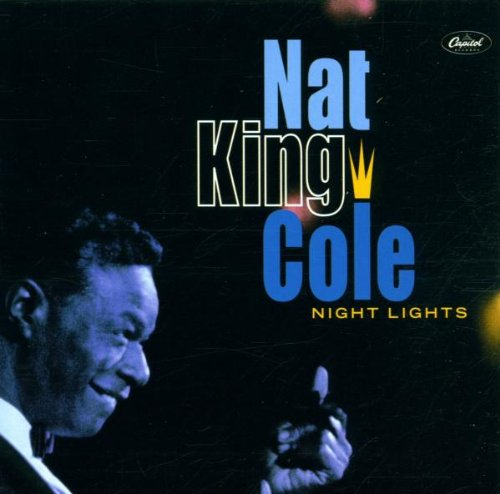 Nat King Cole Never Let Me Go cover art
