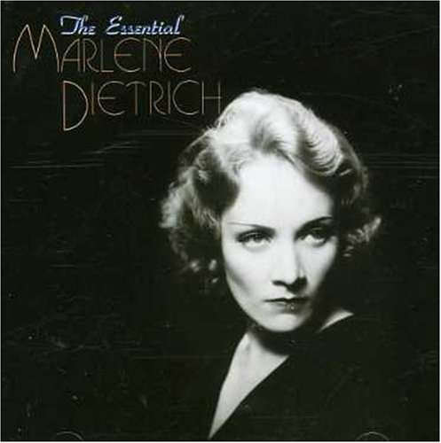 Marlene Dietrich Where Have All The Flowers Gone cover art
