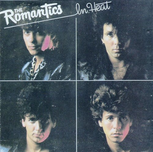 The Romantics Talking In Your Sleep cover art
