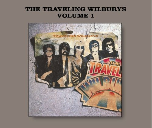 The Traveling Wilburys Not Alone Any More cover art