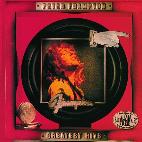 Peter Frampton Off The Hook cover art