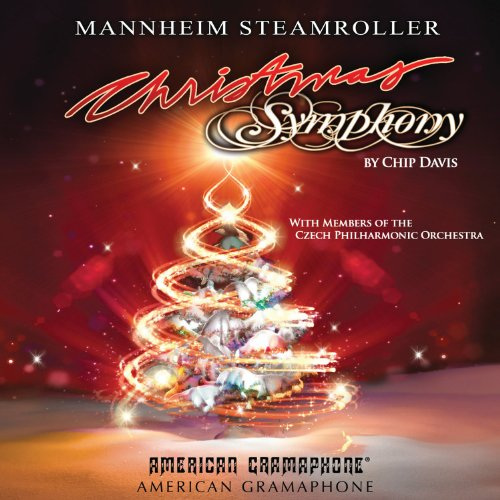 Mannheim Steamroller Deck The Halls cover art