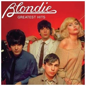 Blondie In The Flesh cover art