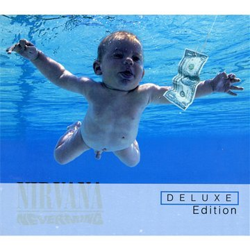 Nirvana Something In The Way cover art