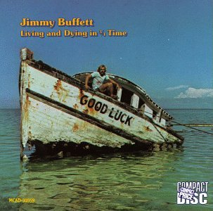 Jimmy Buffett Come Monday cover art
