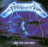 Ride The Lightning sheet music by Metallica