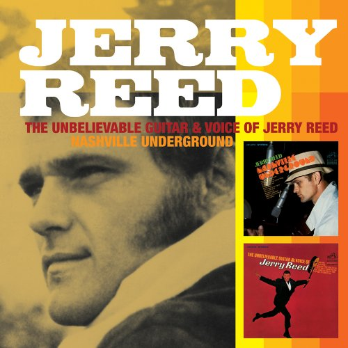 Jerry Reed Guitar Man cover art