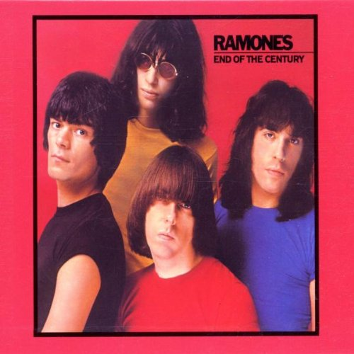 Ramones Baby I Love You cover art