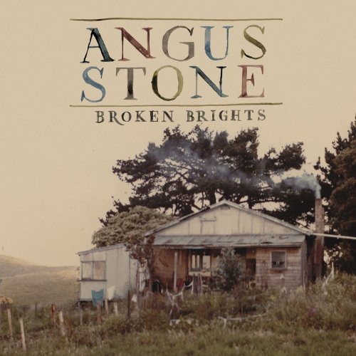 Angus Stone Broken Brights cover art