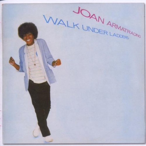 Joan Armatrading The Weakness In Me cover art