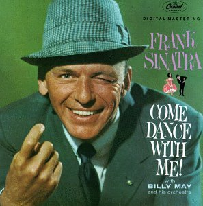Frank Sinatra Come Dance With Me cover art