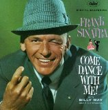 Come Dance With Me sheet music by Frank Sinatra