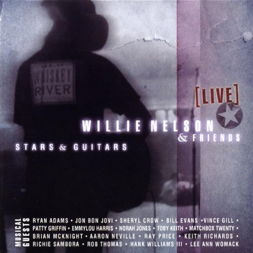 Willie Nelson On The Road Again cover art