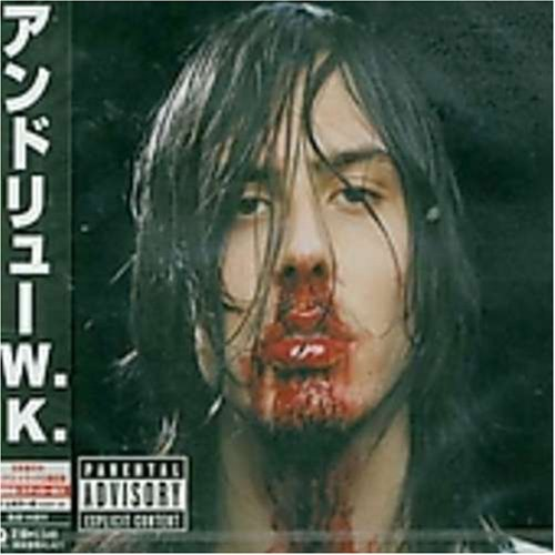 Andrew WK Party Til You Puke cover art