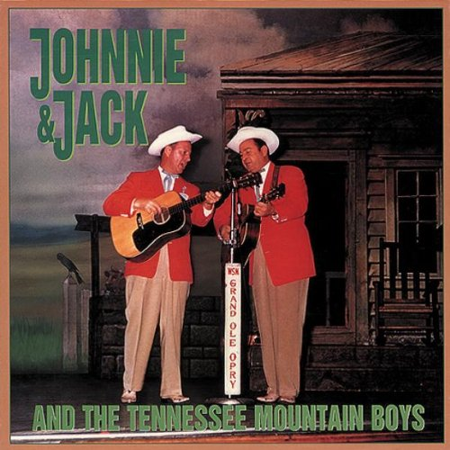 Johnnie & Jack Ashes Of Love cover art