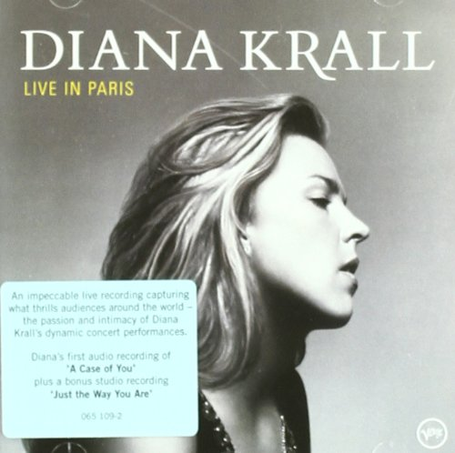 Diana Krall Just The Way You Are cover art