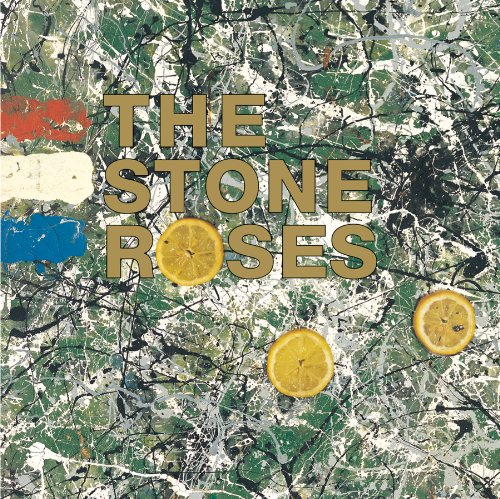 The Stone Roses Bye Bye Badman cover art