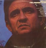 Blistered sheet music by Johnny Cash