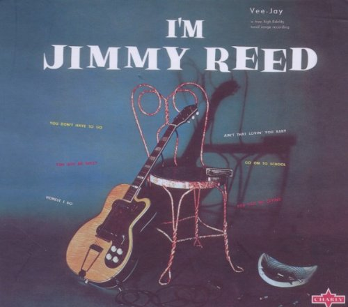 Jimmy Reed Honest I Do cover art