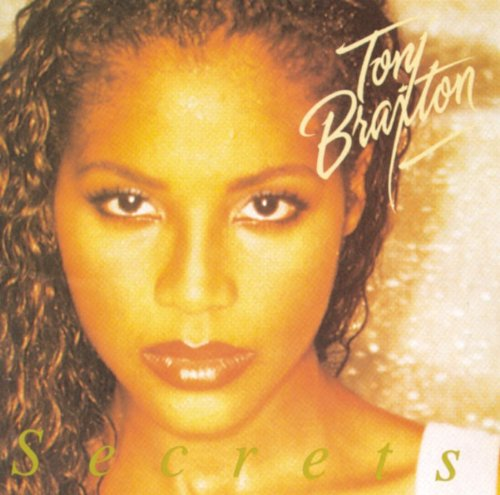 Toni Braxton Let It Flow cover art