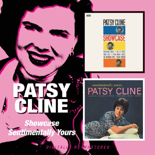 Patsy Cline Heartaches cover art